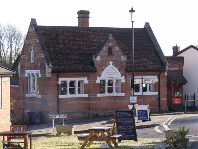 The Old School, Laxfield