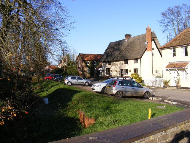 The Kings Head Public House, Laxfield