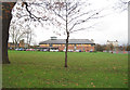 SJ5114 : Recreation area off Ebury Avenue by John Firth