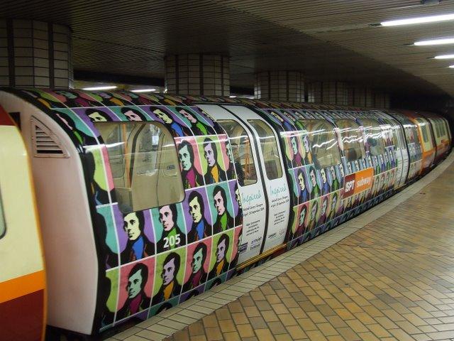 Partick subway station