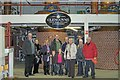 NS5282 : Glengoyne Distillery Tour by Terry Robinson