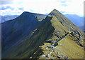 NN1666 : The Devil's Ridge by Nigel Brown