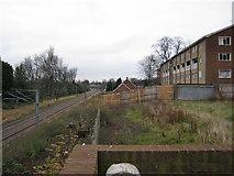 SP1192 : Lyndhurst Estate, cross city railway line by Michael Westley