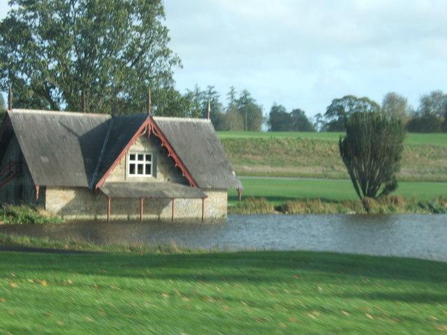 Boathouse at Carton Demesne