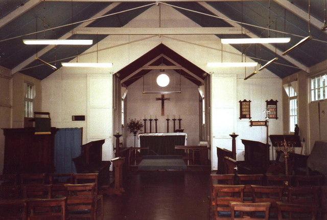 St. Phillip's, Buddle Lane, St. Thomas, Exeter