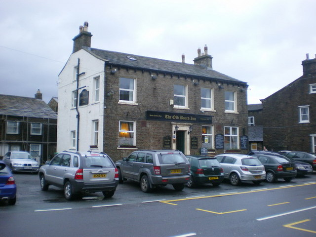 The Old Board Inn, Market Place