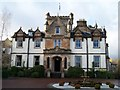 NS3783 : Cameron House Hotel, Loch Lomond - 1 by Terry Robinson