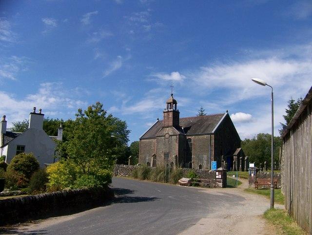 Strachur Church of Scotland