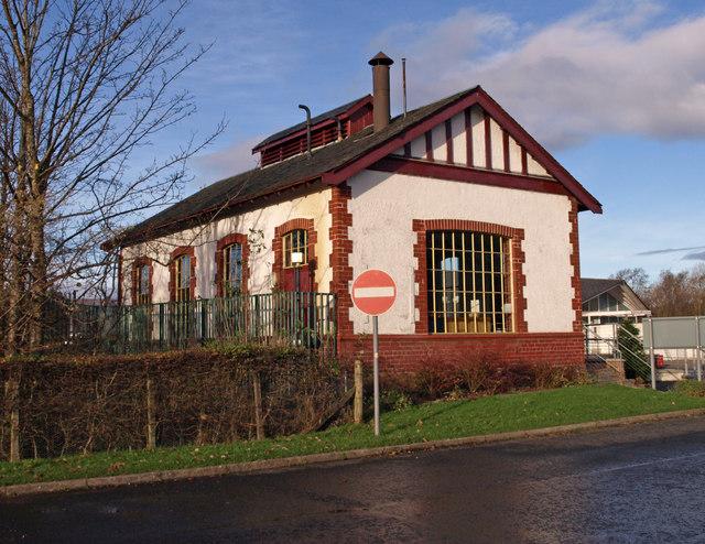 Winchhouse, Balloch