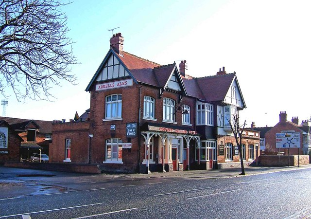 County Ground Hotel, 115 County Road