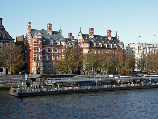 "Old ""New Scotland Yard"",  Westminster"