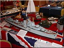 SY6878 : Model Maritime Exhibition by Hugh Scott