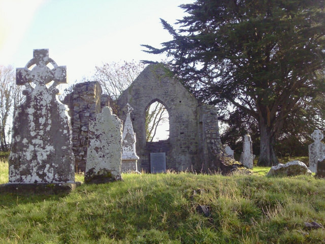 Crickstown Church (in ruins)
