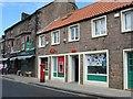 NT9928 : Wooler Post Office by Richard Webb