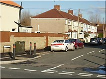 ST3186 : Lime Close, Newport by Jaggery