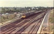 SP0177 : Longbridge Station by Michael Westley