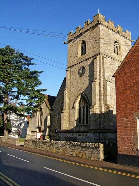 Holy Trinity Church, Church Street