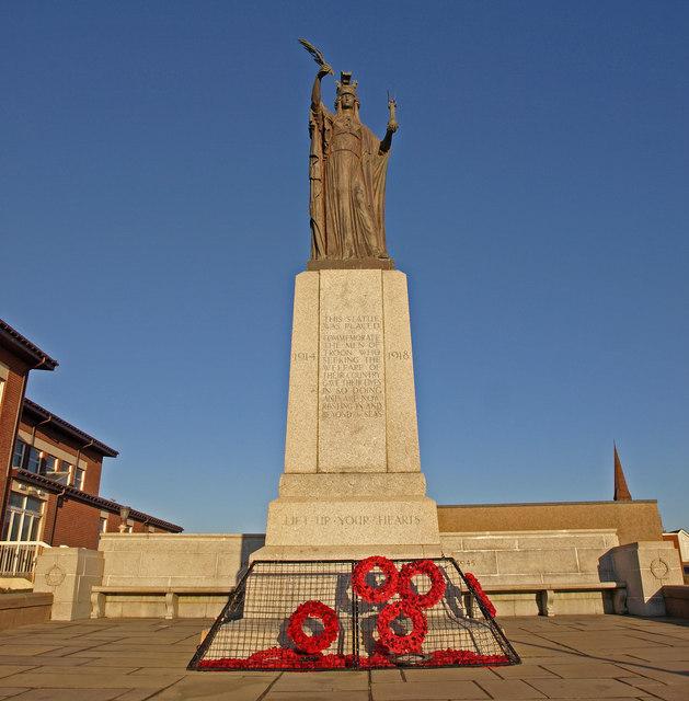War Memorial, Troon