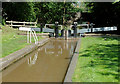 SJ6543 : Audlem Locks No 12, Shropshire Union Canal, Cheshire by Roger  Kidd