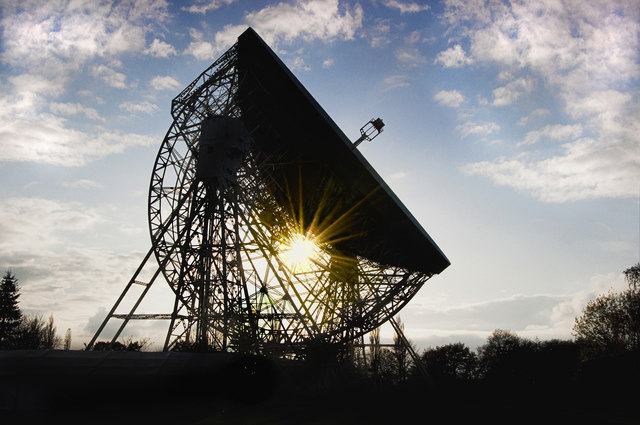 Lovell Telescope Jodrell Bank