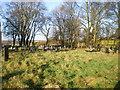 SO9793 : Graveyard of St Mark's Church, Ocker Hill by Richard Law