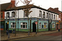 SJ9499 : The Angel Hotel, Old Street, Ashton-under-Lyne by Bill Boaden