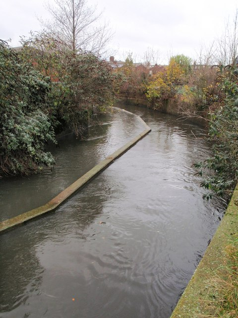 The Wandle at Earlsfield