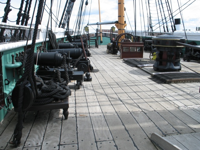 H.M.S. Trincomalee: Hartlepool Maritime Experience
