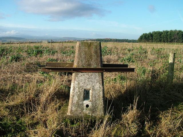 Low Abbey Triangulation Pillar