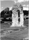 SE7365 : Kirkham Priory by Hugh Chappell