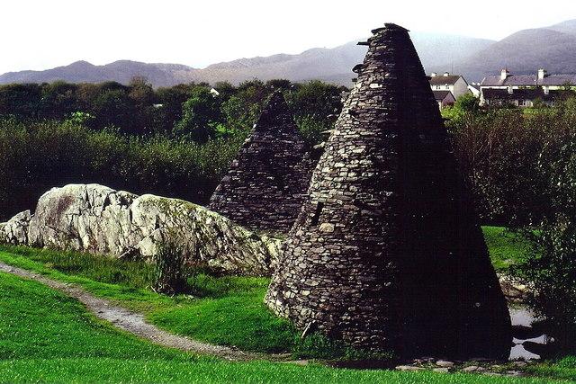 Ring of Kerry - Sneem - Beehive huts