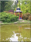 SU9185 : Pagoda, Cliveden by Derek Harper