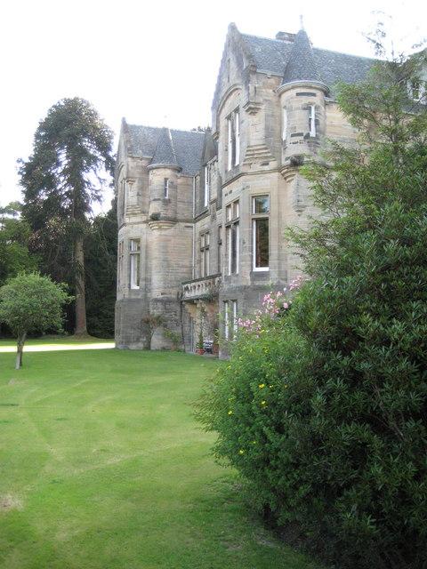 Giffen House, near Dalry, Ayrshire