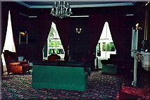 N1336 : Castledaly Manor - Guest lounge on 1st floor by Joseph Mischyshyn