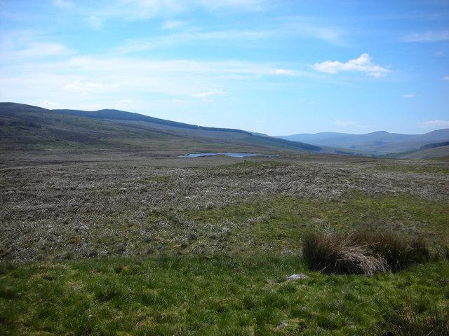 Draperstown: Lough Ouske