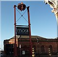 SJ8397 : MOSI, Manchester by Peter Barr
