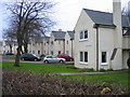 NU2415 : Bader Crescent, Longhoughton by Les Hull
