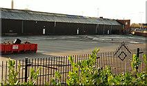 J3373 : Great Victoria Street bus depot, Belfast (2) by Albert Bridge