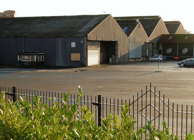 Warehouses, Belfast