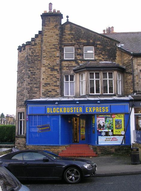 Blockbuster Express - Cold Bath Road