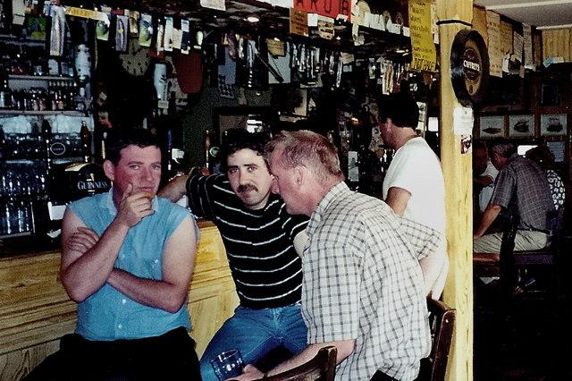 Shannonbridge - Killeen's Pub interior