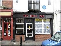 SO4959 : The Grill Bar by Richard Webb