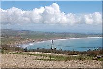 SH2428 : Aberdaron - Porth Neigwl by Ken Bagnall