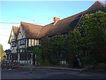 TQ6668 : The Leather Bottle, Cobham by Chris Whippet