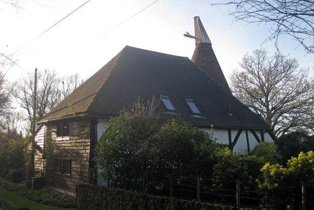 Oast House at Wanden Farm, Wanden Lane, Egerton, Kent