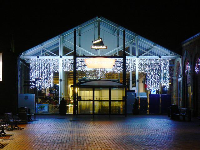 Entrance to Swindon Designer Outlet, Swindon