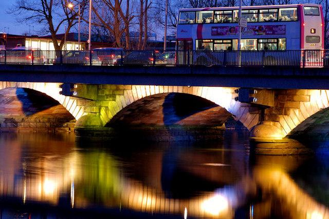 The Ormeau Bridge, Belfast (2)