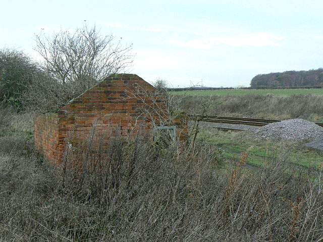 Platelayers' hut by Alan Murray-Rust