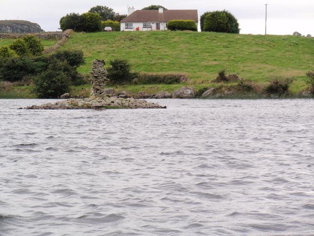 Folly, Lough Muck