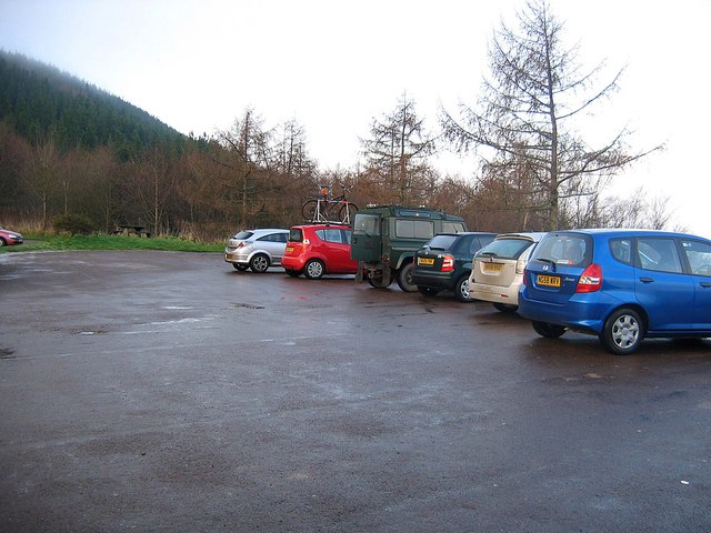 Claybank car park